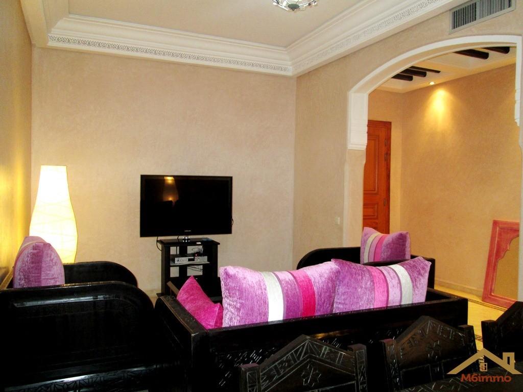 vente appartement meubl pas cher gu liz marrakech. Black Bedroom Furniture Sets. Home Design Ideas