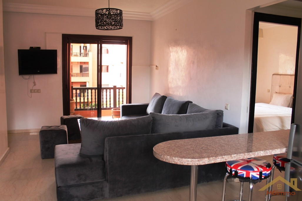 Location appartement moderne
