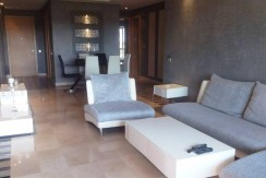 Appartement moderne meublé