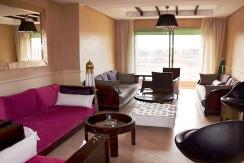 Grand appartement meublé avec piscine collective