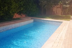Location villa à Targa Avec piscine