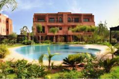 Appartement dans une résidence avec piscine