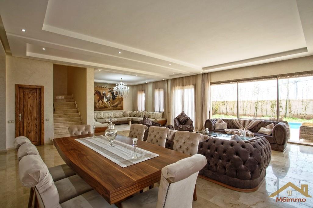 Villa contemporaine à vendre