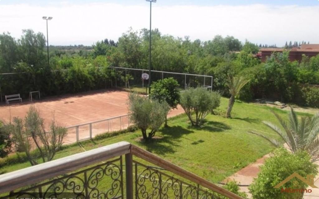 Villa Meublé sur 5000m²