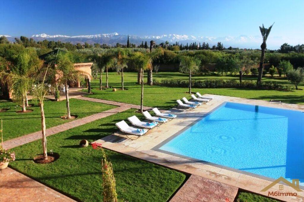 Luxueuse Villa à La Vente
