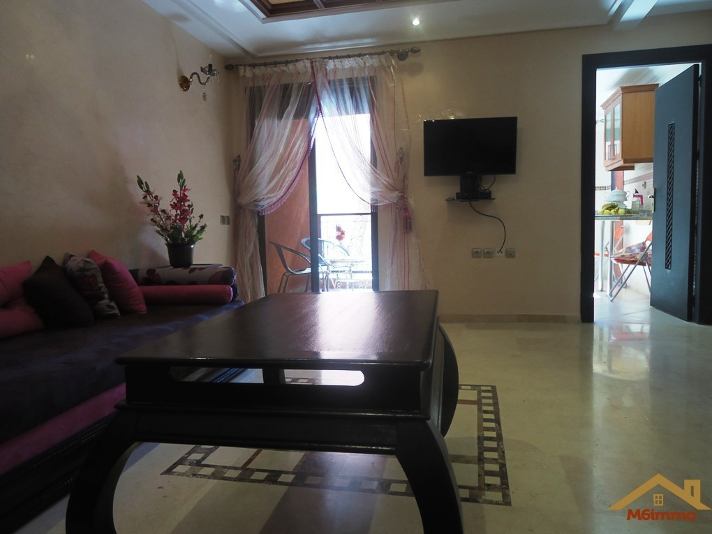 Location Appartement Guèliz