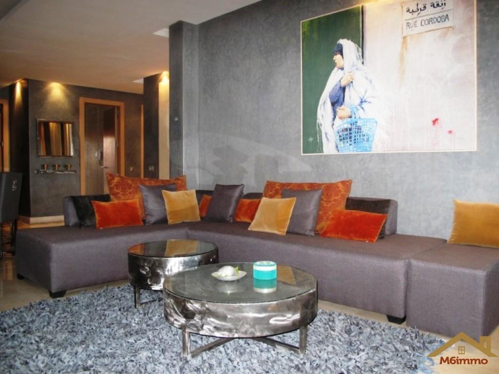 Luxueux appartement sur golf