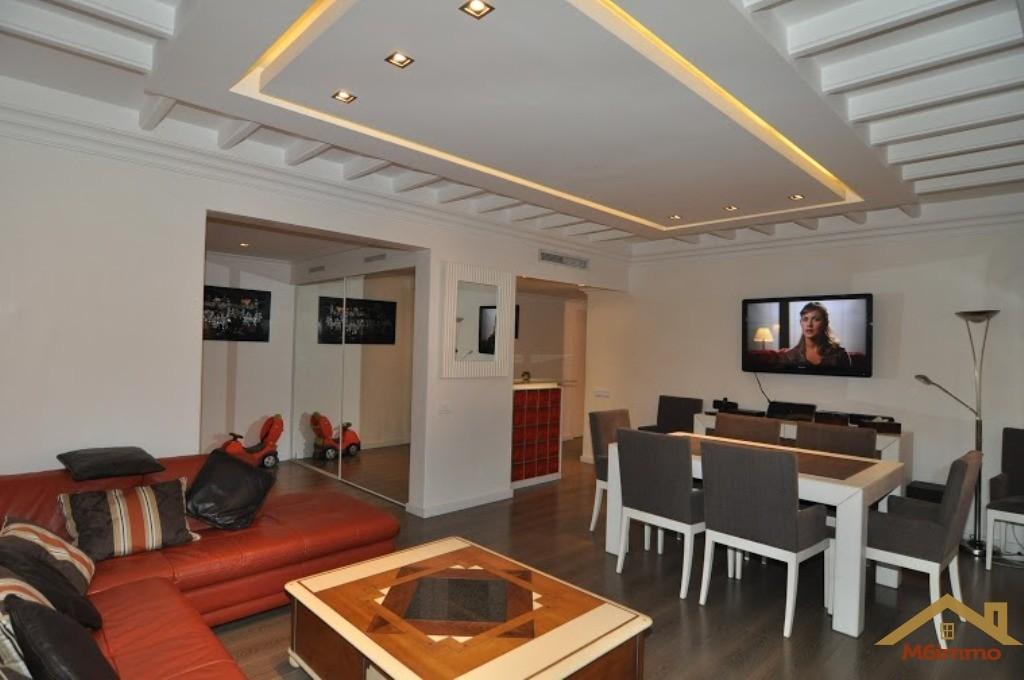 Luxueux appartement meublé