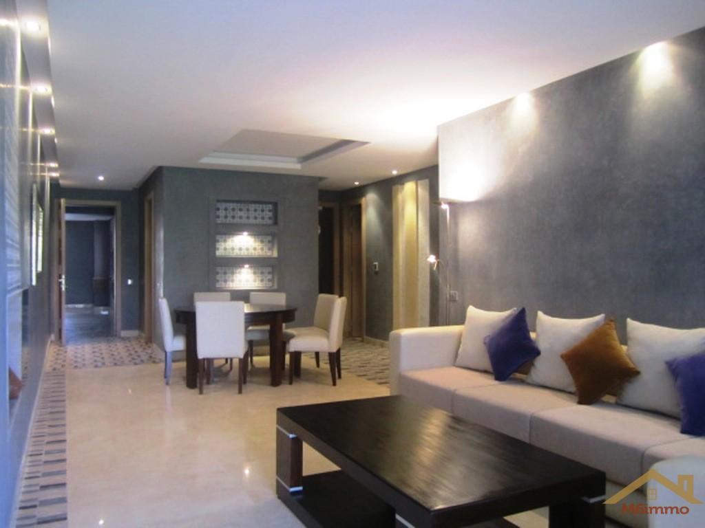 Appartement meublé moderne