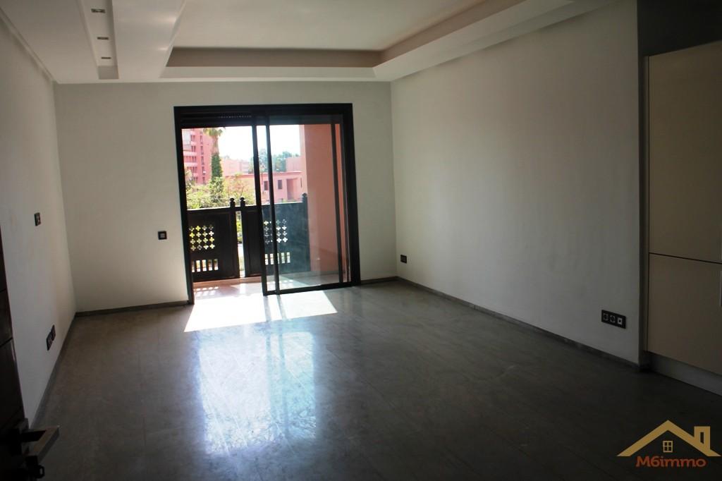 Appartement neuf non meublé