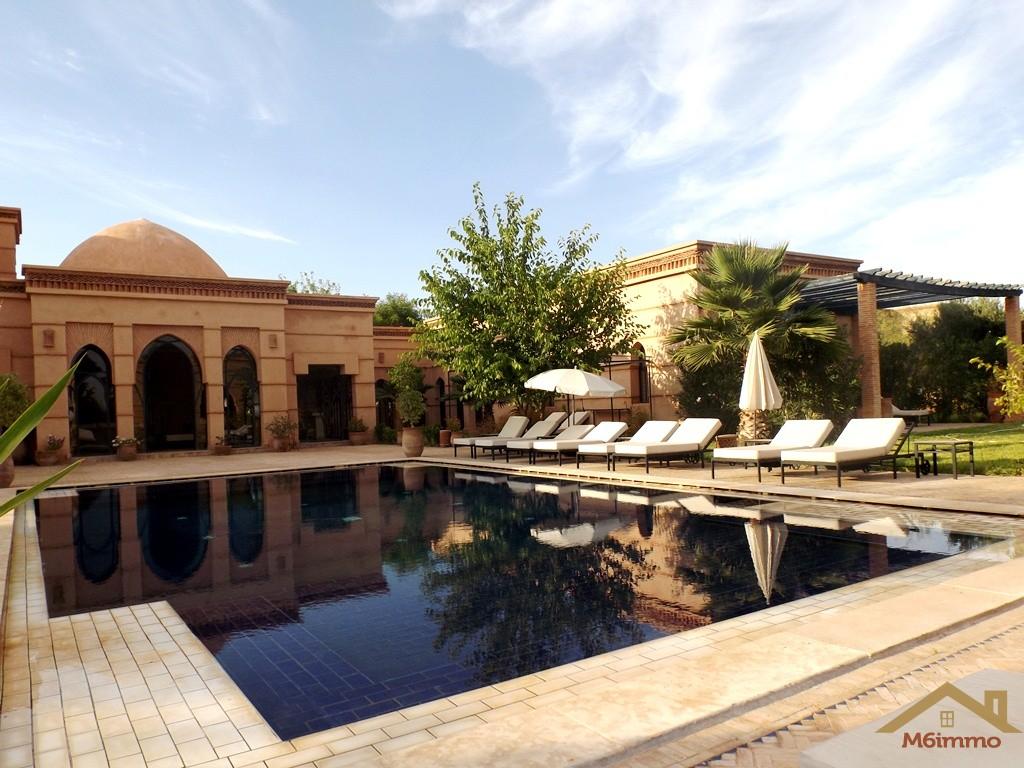 Location luxieuse villa