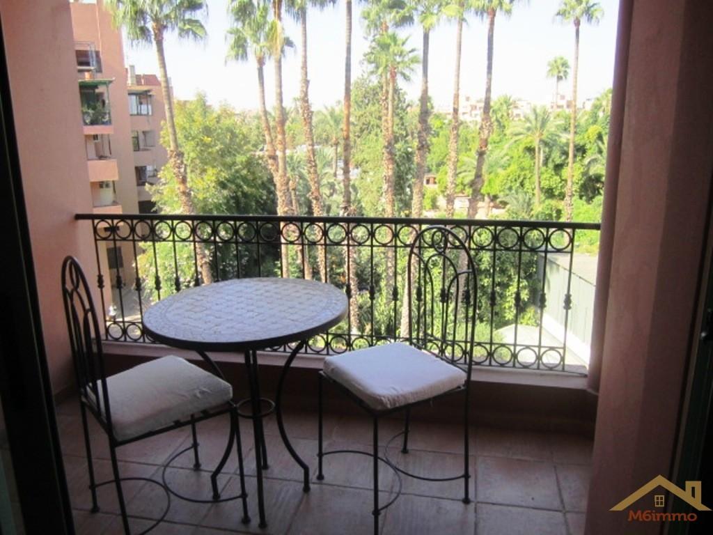 Location Appartement Meublé