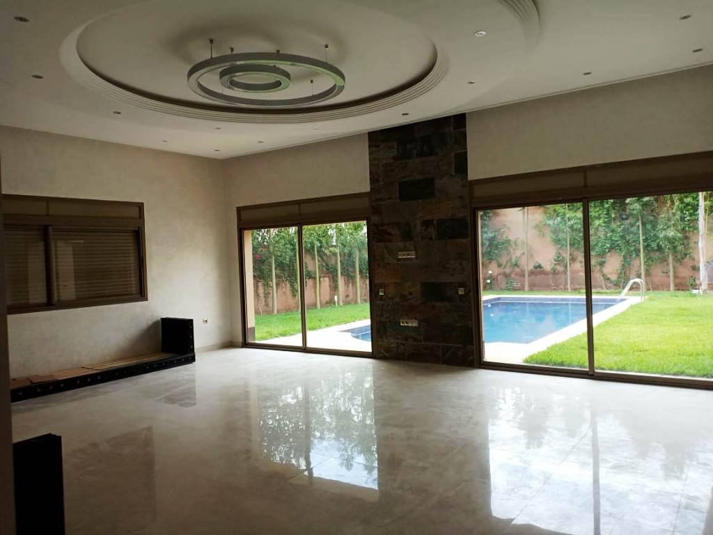 Villa plain pied moderne